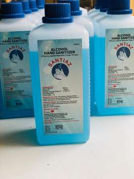 Hand sanitizer cheap rate quantity available
