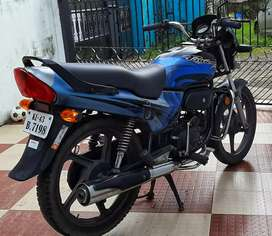 Hero honda passion plus 2010 single owner perfect condition for sale