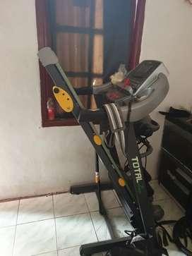 Treadmill Total TL 288 Jual Murah Jarang Pakai