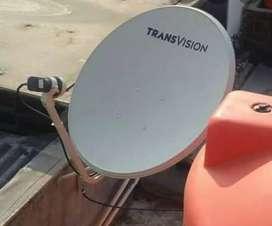 Pasang murah Transvision HD resmi Pematangsiantar setahun cuma Rp750k