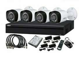 CCTV Complete Installations & Packages for Residential / Commercial