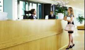 Job Opening For Receptionist & Front office - All Mumbai & Navi Mumbai