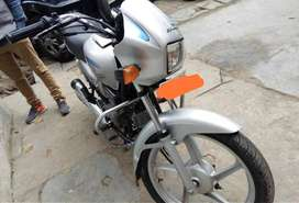 Nice bike and very good condition