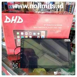 SaLe tv Android 9inch plus kamera plus masang