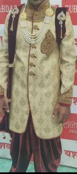 Sherwani wedding