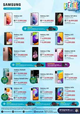 Promo Khusus Samsung