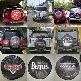 Cover/Sarung Ban Serep Ford Ecosport/Rush/Terios Kece Oke  gak percaya