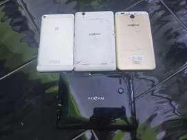 Tab Advan dan Huawei