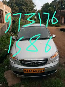 Tata Indigo Ecs 2017 Diesel Well Maintained