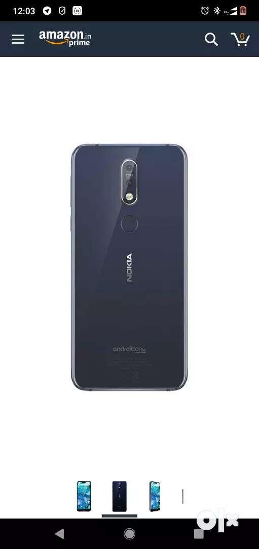 Nokia 7.1 64gb 3months old 0