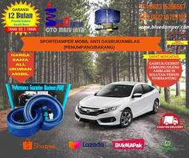 BLUE DAMPER, inovasi Damper terbaru untuk Mobil anda agar AMAN&NYAMAN