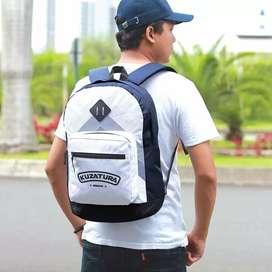 Backpack tas punggung tas ransel pria