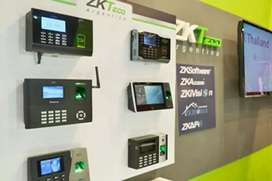 Biometric zkteco att machine