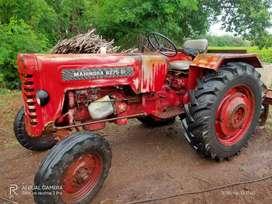 Mahindra 40 hp tractor