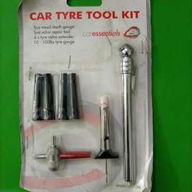 Car Tyre Tool Kit