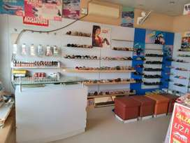 Running Shop Material for sale (Ideal Location)