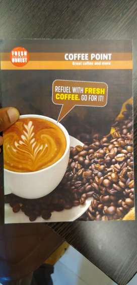 Cafe staff required - Coffee Point