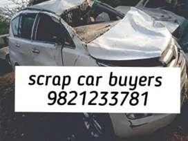 Accidentally car carrying buyer in mumbai