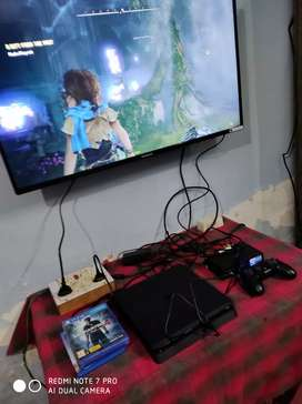 Sony Playstation 4 Slim 500GB with 7 Games Included