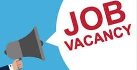 URGENT REQUIREMENT JOB VACANCY