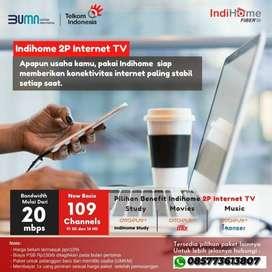 INTERNET INDIHOME WIFI UNLIMITED DAN 109 TV CHANNEL RAMADHAN
