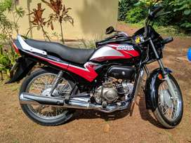 well maintained hero honda passion for sale