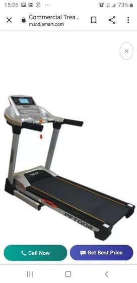 Semi commercial treadmill,(ac motor)