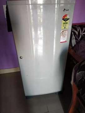 LG refrigerator 175 Ltr 3 star