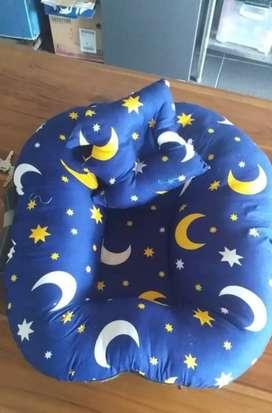 Sofa bayi ukuran 45x45 dapat bantal