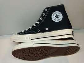 Converse 70s Black-White High egret Original