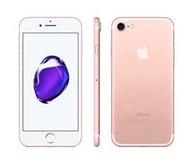 Rose Gold Iphone 7, 128GB