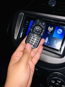 Audio Double Din copotan HRV Asli, Honda Plug n Play
