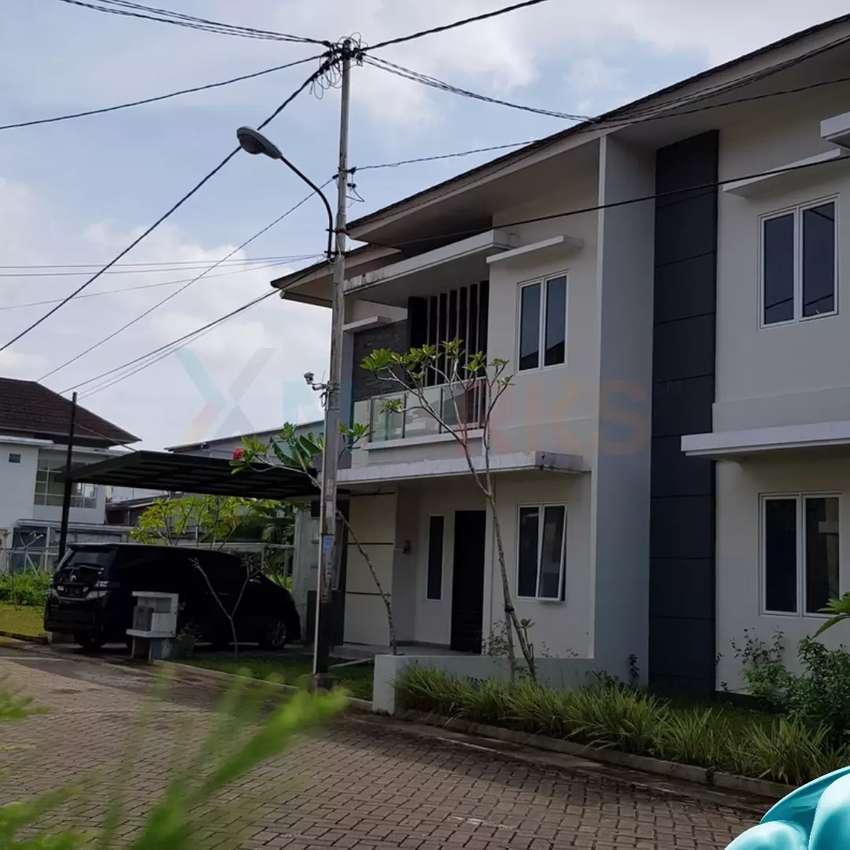 Rumah Baru Lokasi BLKI AR Saleh Pontianak Cluster Mewah dan Aman 0