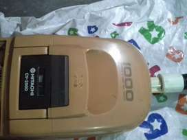 A vacuum cleaner  HITACHI  Made in Japan