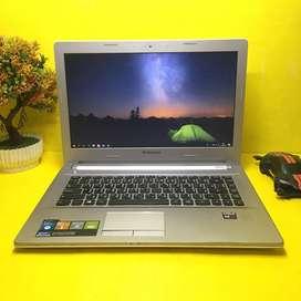 Laptop AMD Quad Core A8-6410 8GB 1TB Radeon R5   Lenovo G40