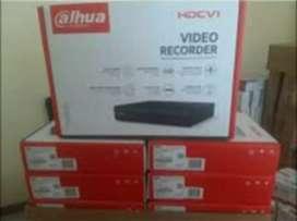 Kamera cctv dahua 4 channel 500GB