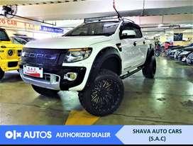 [OLXAutos] Ford Ranger Double Cabin 2012 2.2 XLT M/T Diesel #Shava