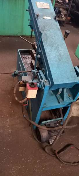 Power Hack saw cutting machine for sale
