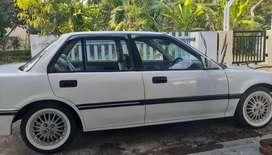 Mobil Sedan Honda Civic Lx th 89 Siap Pakai