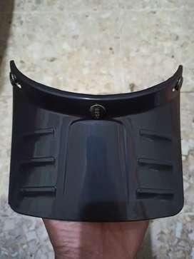 Pet Helm Retro Bogo Panjang