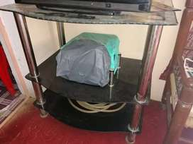 24inch TV with trolly
