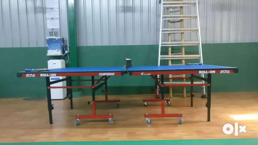 Table Tennis Table - Stag Brand 0