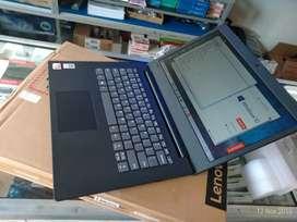 Laptop lenovo baru AMD A4 gen7 ddr4 4GB garansi 1 tahun