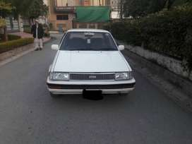 Corolla 86 SE Saloon For Sale