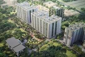 *1290sqft 2BHK Apartmen#Sale in Mana Uber Verdant II, Sarjapur Road