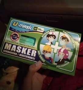 Masker U Mask 3PLY