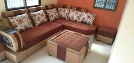 Wanted to sell brand new L-shape sofa
