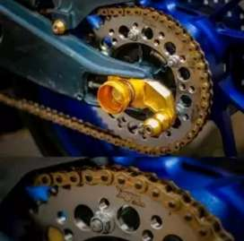 Gear set 415, gold ninja150,fu150,all mx,vixion,R15,sonic,cbr150 dll