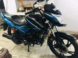 Glamour 125cc new model excellent