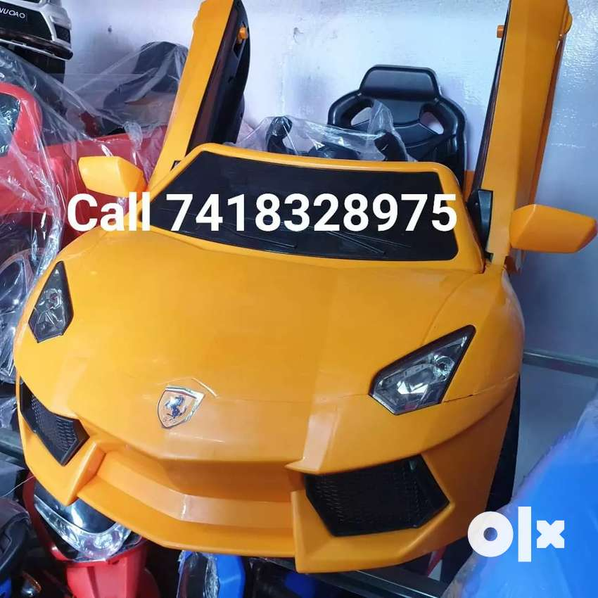 BRAND new Ferrari baby ride on toy car and 0